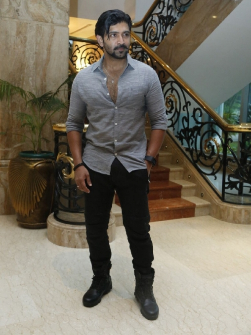 Arun Vijay Photos Hd Latest Images Pictures Stills Of Arun