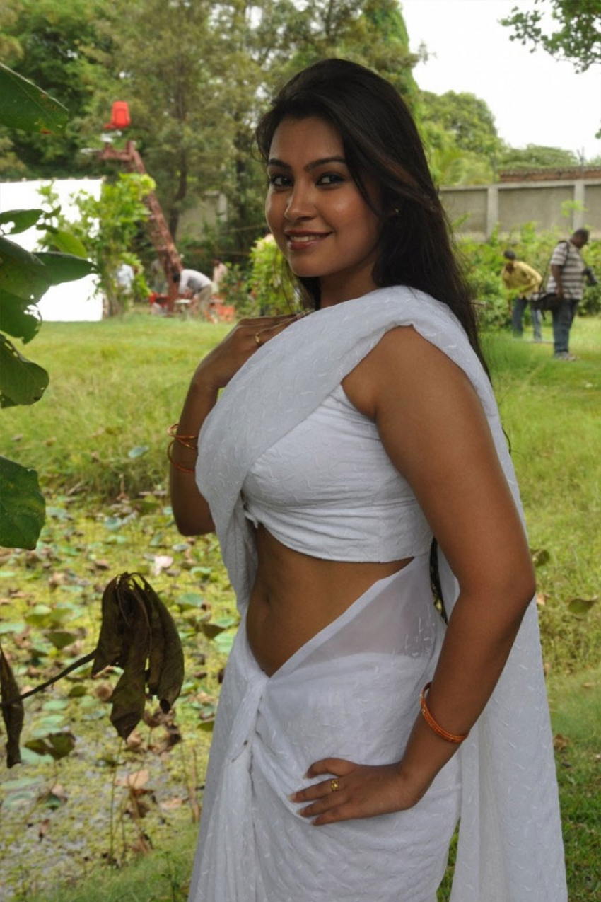 South Indian Actress Hot Cleavage Photos