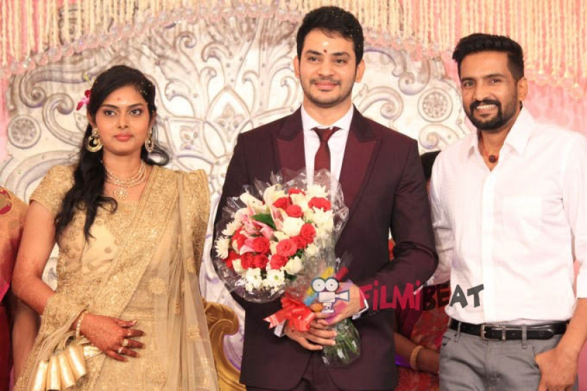 Famous South Indian Celebrities Wedding Photos 2016 Photos