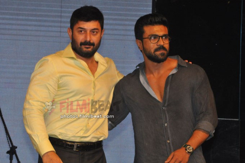 Dhruva Pre Release Function Photos