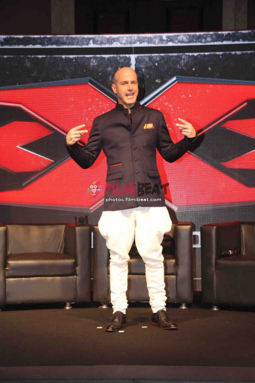 XXX Return Of Xander Cage Press Conference In Mumbai Photos