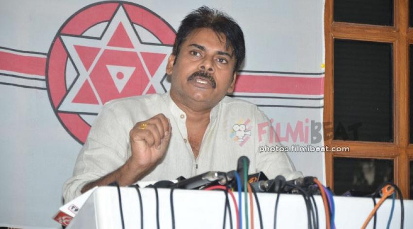 Pawan Kalyan Press Meet About AP Special Status Issue