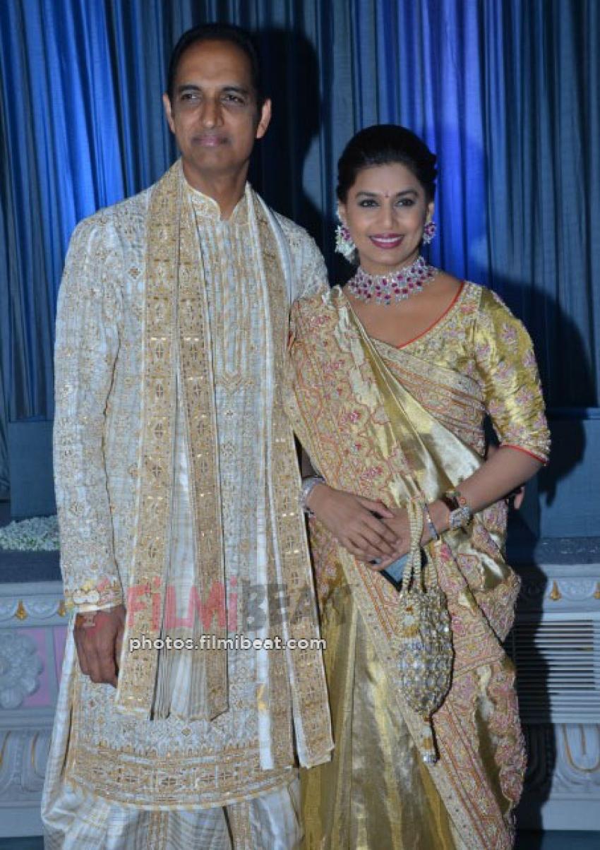 Celebs At Subbarami Reddy Grandson Wedding