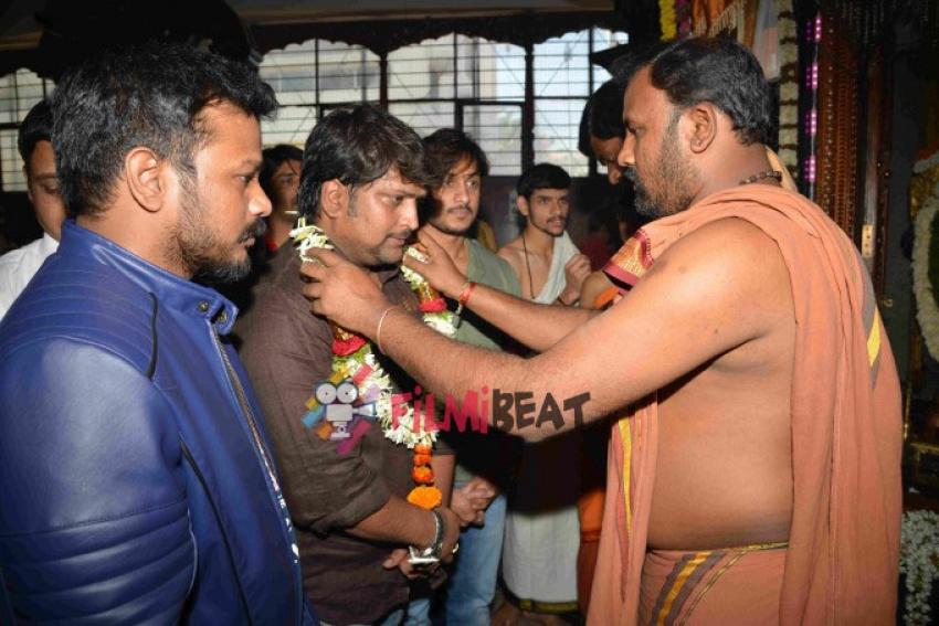 Dandayatre Press Meet