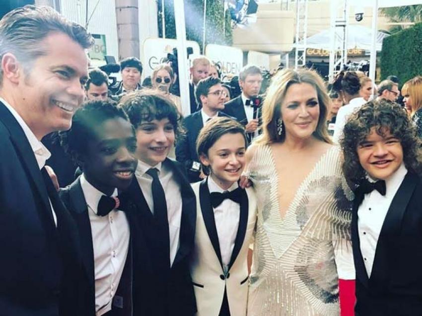 2017 Golden Globe Awards Photos