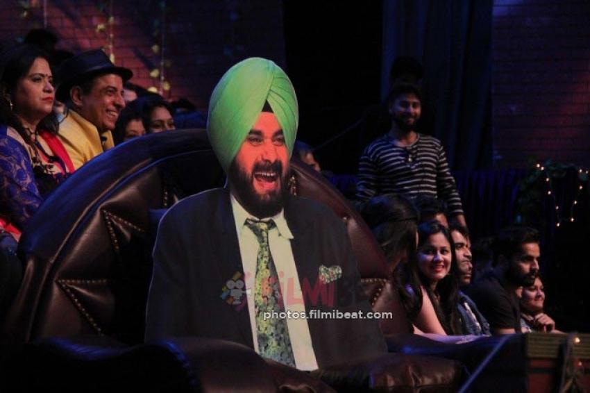 Kaabil Team On Kapil Sharma Show