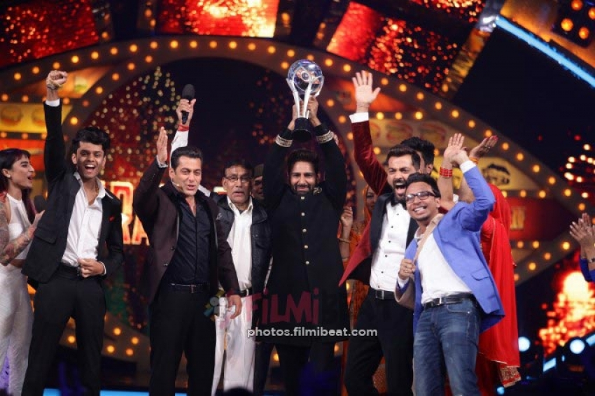 Manveer Gurjar Becomes The First Commoner To Win Bigg Boss 10