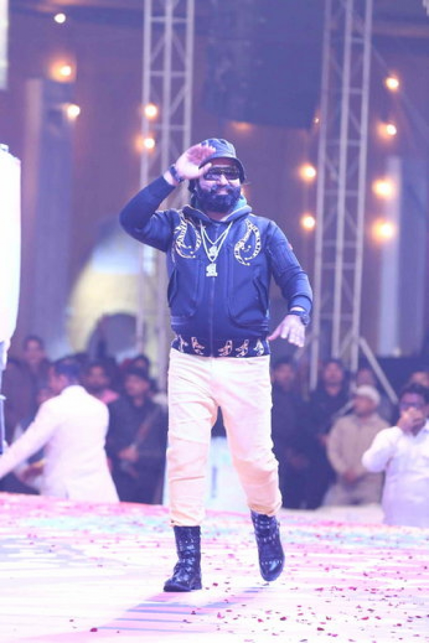 MSG 3 Trailer Launch