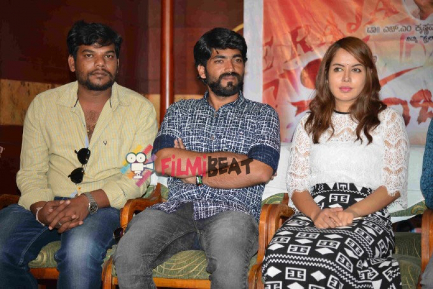 Style Raja Press Meet