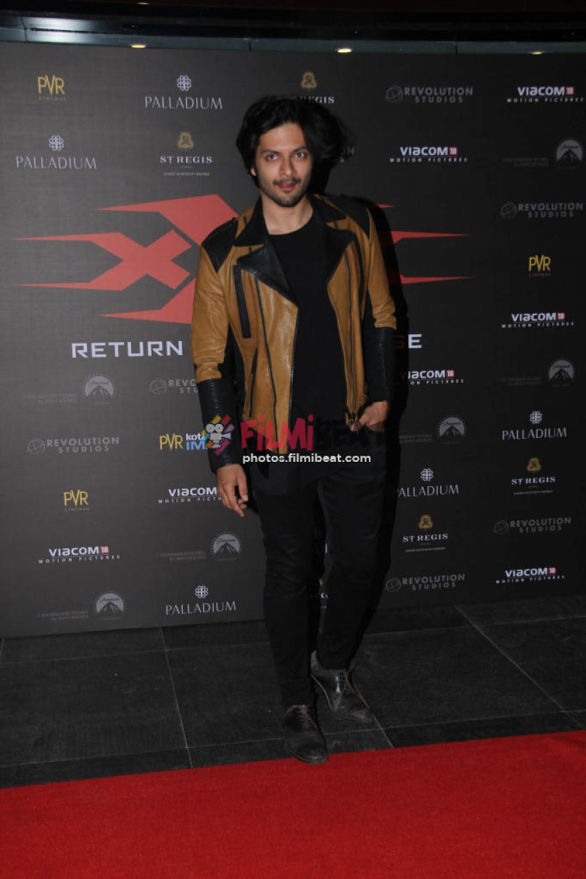 XXX Return Of Xander Cage Special Screening In Mumbai Photos