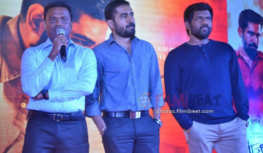 Yaman Movie Team At The Forum Mall