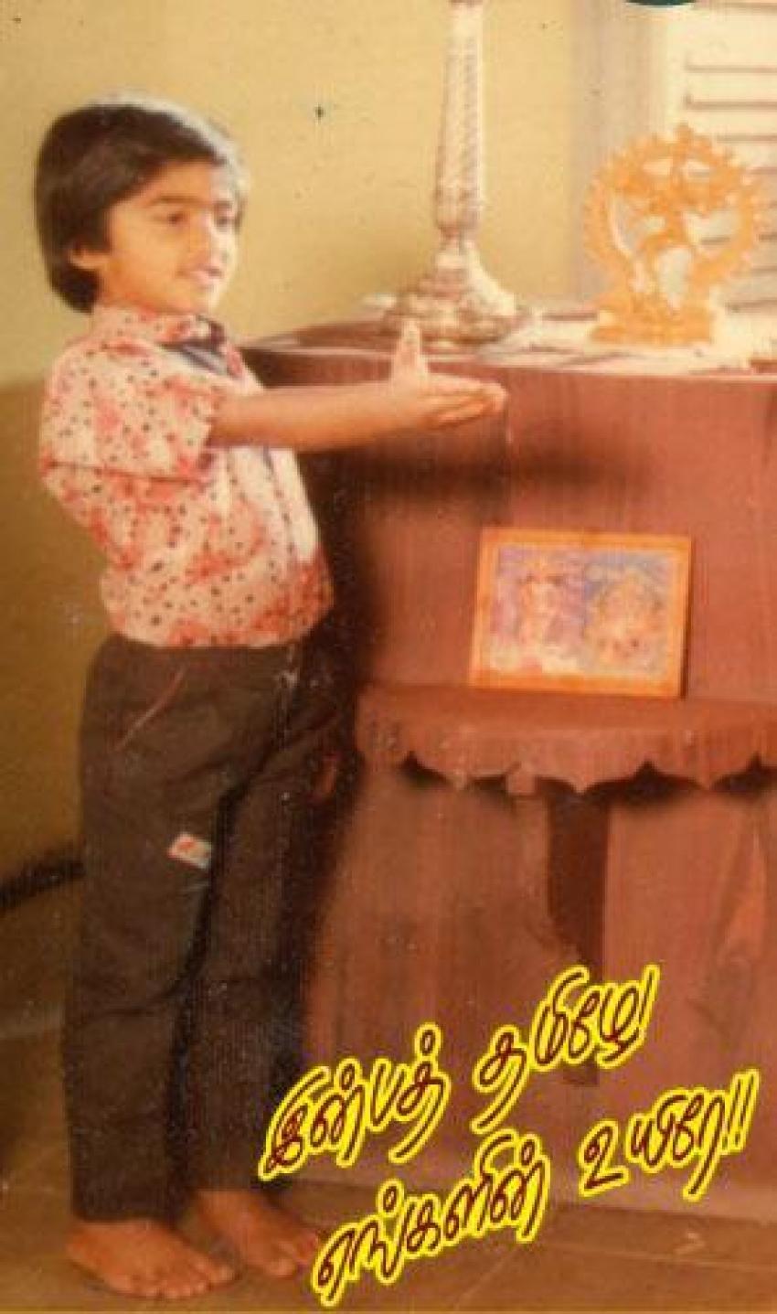 Simbu 34th Birthday Special Photos