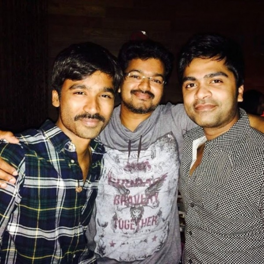 Simbu 34th Birthday Special Photos