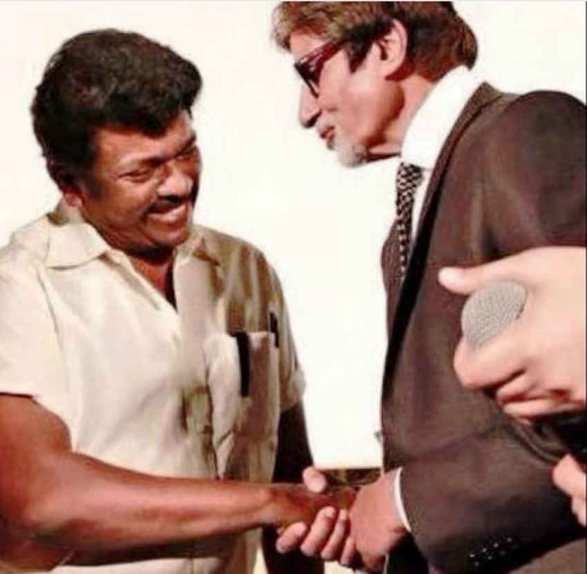 Tamil Actor Parthiban Rare And Unseen Pics