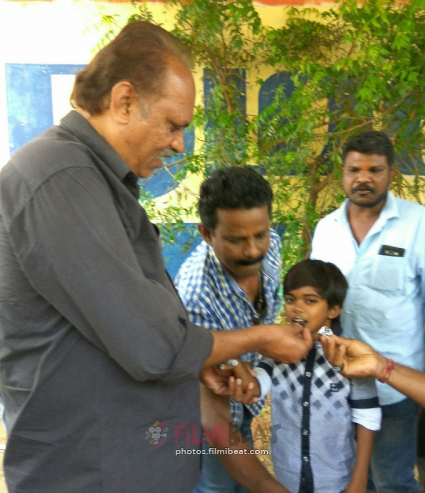 Actor Nasath Birthday Celebration Photos