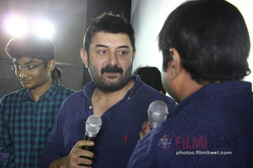 Arvind Swamy - Cinema Clock