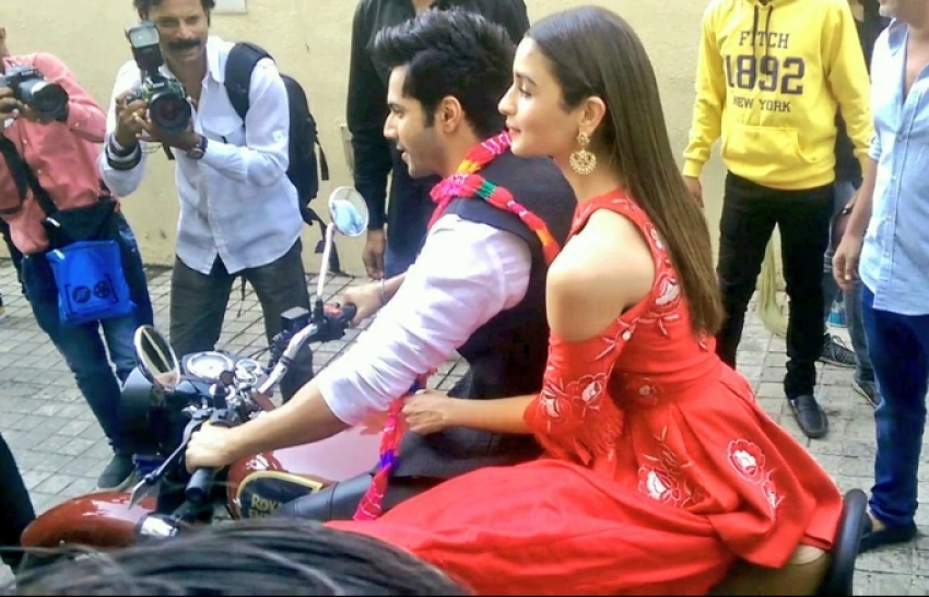 Badrinath Ki Dulhania Trailer Launch