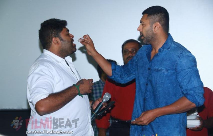 Bogan Success Celebration At Kamala Cinemas