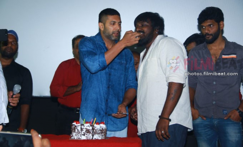 Bogan Success Celebration At Kamala Cinemas