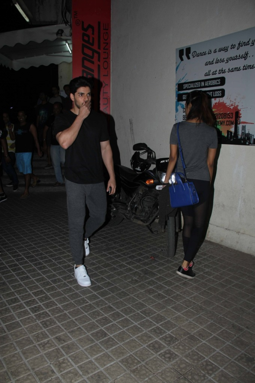 Celebs Spotted At Juhu PVR