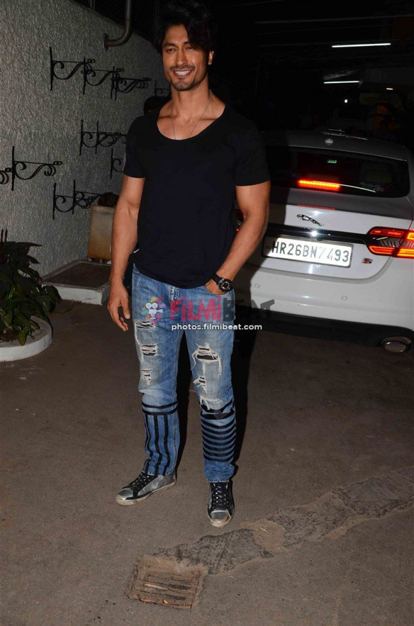 Commando 2 Movie Special Screening Photos