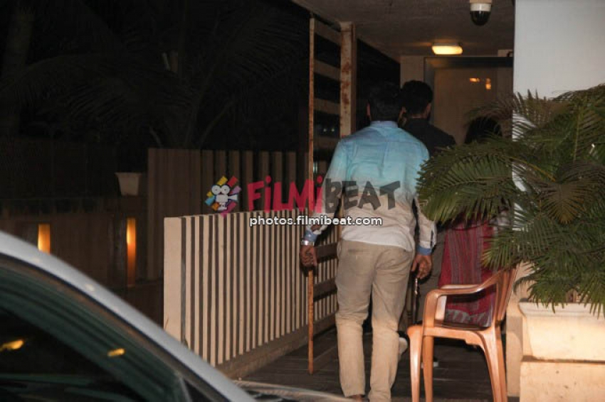Katrina Kaif Spotted With Shahid Kapoor Family