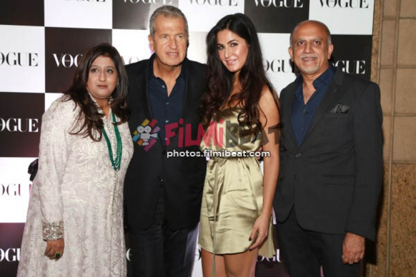 Katrina Kaif At Vogue Inida Event
