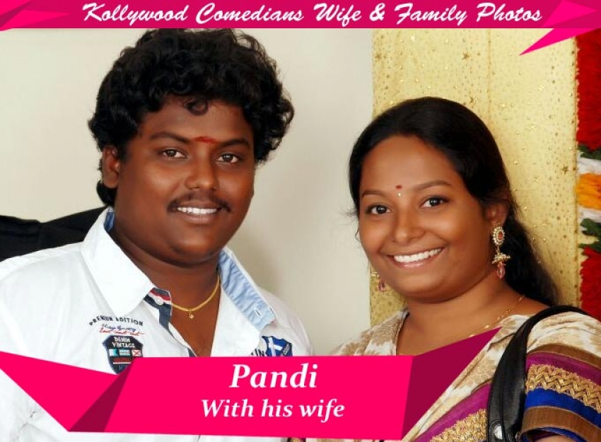 Kollywood Comedians Wife And Family Photos