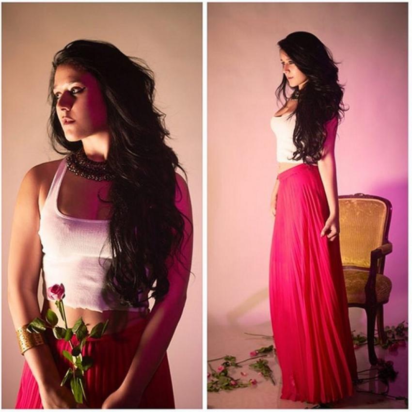 Krishna Shroff Next Fashionista