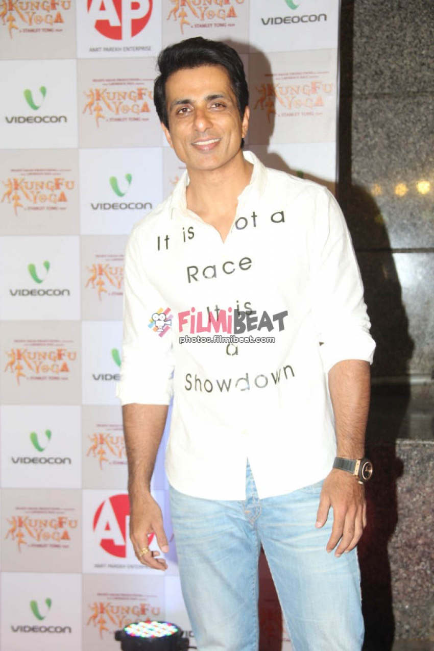 Kung Fu Yoga Special Screening In Mumbai