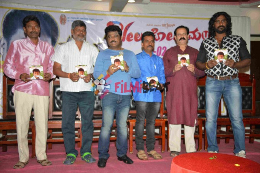 Melkote Manja Press Meet