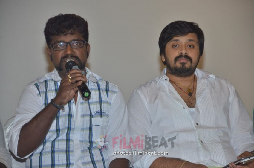 Music Director Amresh Ganesh Press Meet