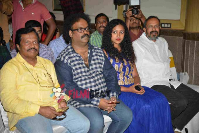 Uppina Kaagada Press Meet