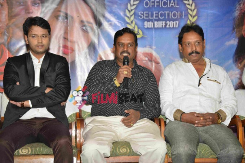 Dhwani Press Meet Photos