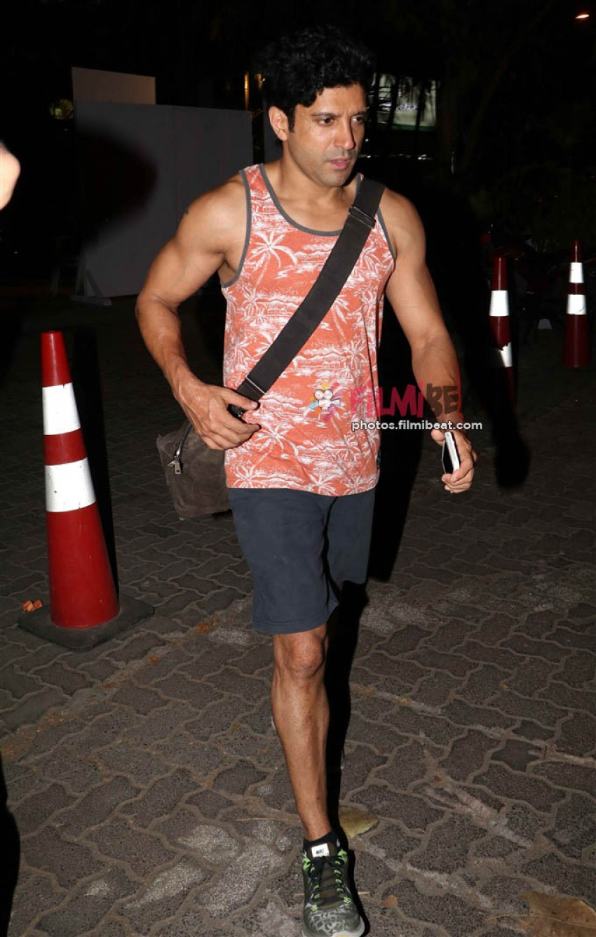 Farhan Akhtar Photos