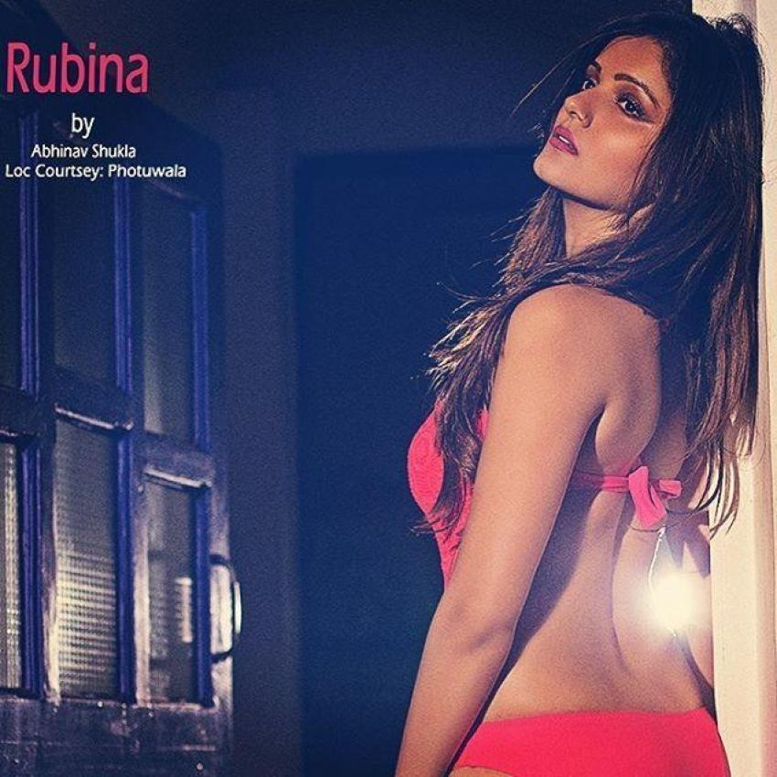 Rubina Dilaik Photos