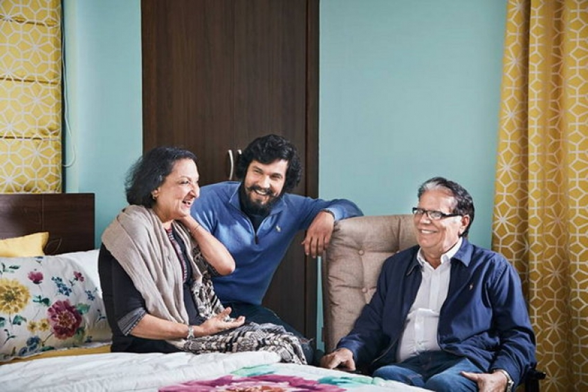 This Is How Randeep Hooda  Bungalow Looks Like Photos