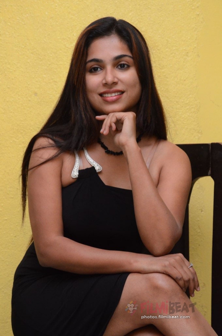 Vrushali(New Telugu Actress) Photos