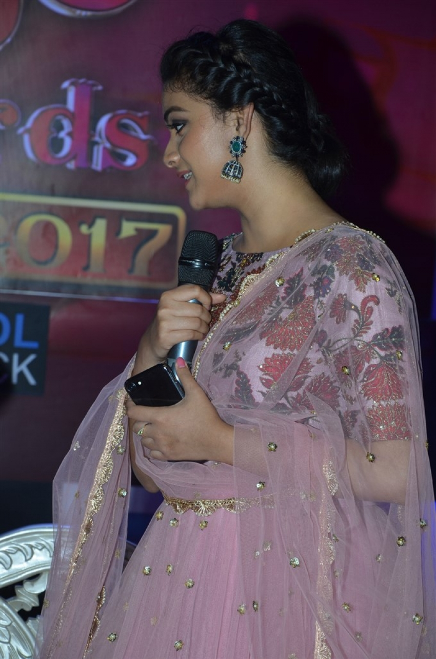 Celebs At Zee Apsara Awards 2017 Photos