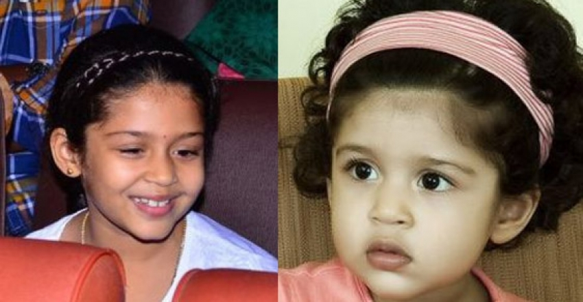 Jyothika Suriya Daughter Diya Unseen Photos - FilmiBeat