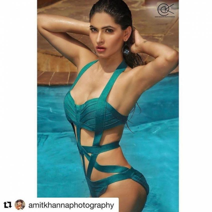 Karishma Sharma Bold Photos