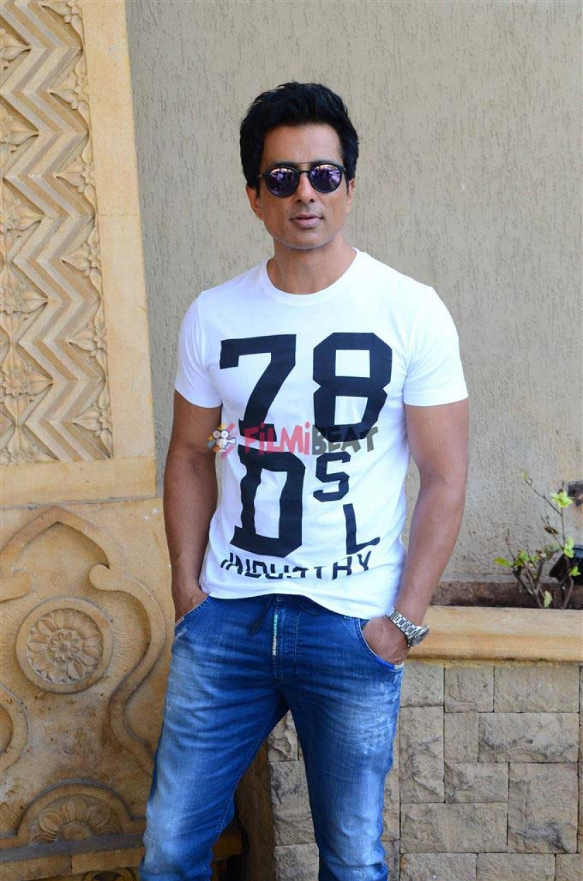 Sonu Sood Photos