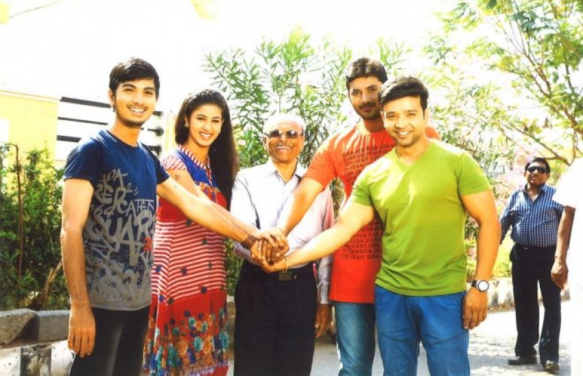 Lavanya With Love Boys Photos