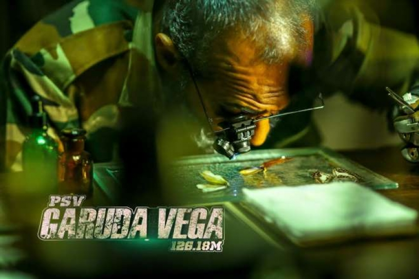 Garuda Vega Photos