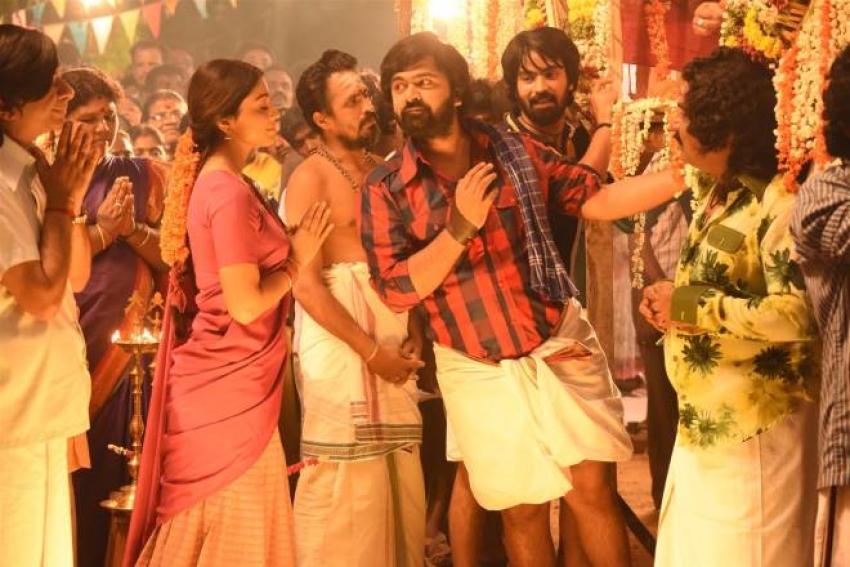 Anbanavan Asaradhavan Adangadhavan Photos