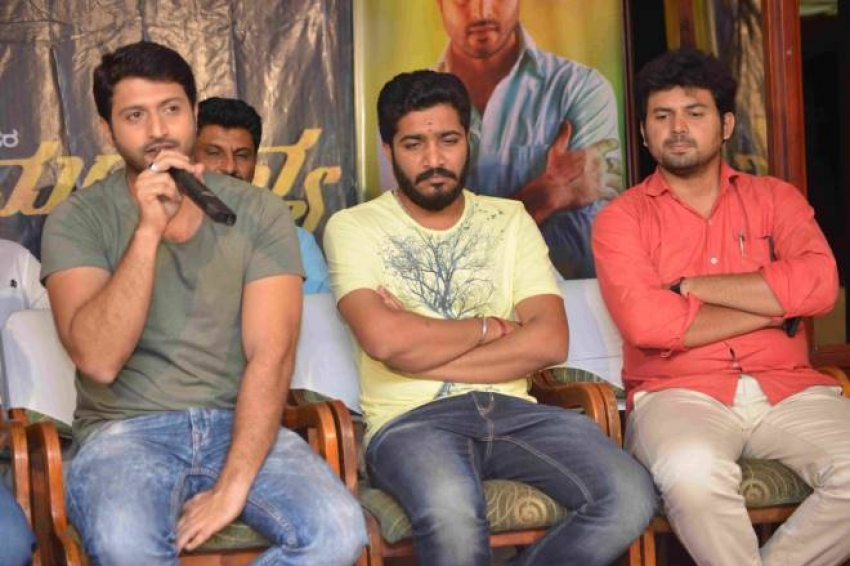 Rama Dhanya Press Meet Photos