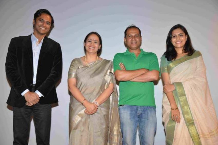 Shalini IAS Movie Launch Photos
