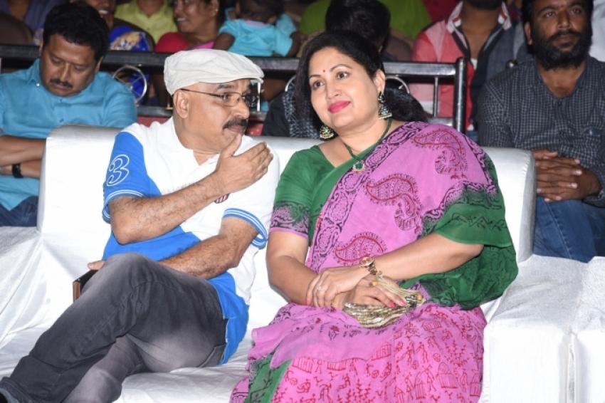 Duvvada Jagannadham Thanks Meet Photos