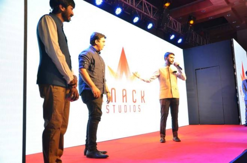 Inauguration of The Madras Gig by Anirudh & Hiphop Tamizha Photos