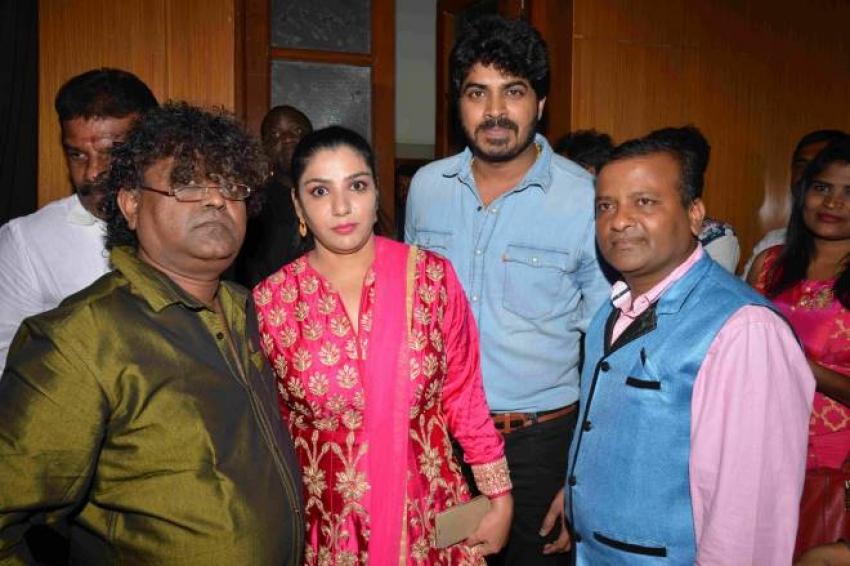 Raghuveera Audio Release Photos